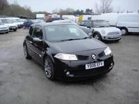 2006 Renault Megane Renaultsport 225 Cup BLACK. Only 82,000 miles with FSH.