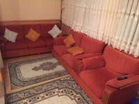 Bellona Sofa Set