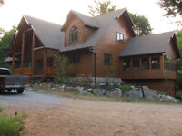 Log Home Restoration & Much More- Sale Ends Soon!