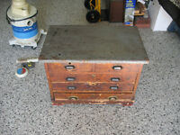 Coffee table or Tool Chest