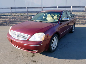 2005Ford Five Hundred Limited AWD