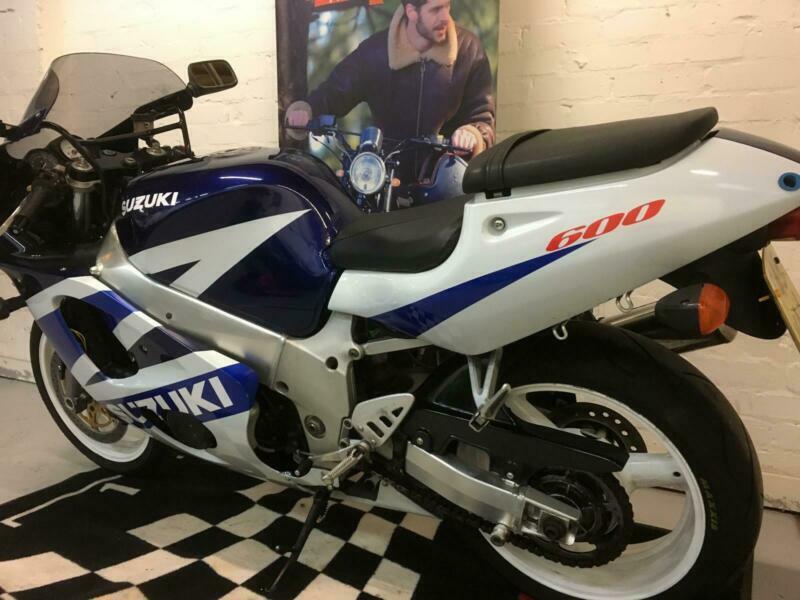 Suzuki GSXR 600 ***SOLD*** | in Bollington, Cheshire | Gumtree