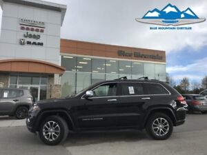 2016 Jeep Grand Cherokee Limited  ACCIDENT FREE, LOCAL TRADE, LE