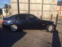 2005 BMW 320i E90 SALOON