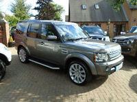 2009 Land Rover Discovery 4 3.0TDV6 ( 242bhp ) 4X4 Auto XS