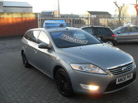 Ford Mondeo 2.0TDCi 130 AUTOMATIC 2007 Ghia