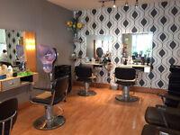 Location, chaises de coiffure