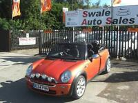 2004 MINI ONE 1.6L CHILLI PACK CONVERTIBLE IN FANTASTIC CONDITION