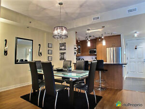 Luxury and intimate condo with garage and elevator