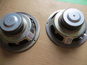 WOOFERS FOR REFOAMING - MISSION/TANNOY/SZABO Kitchener / Waterloo Kitchener Area image 4