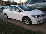 Honda Civic 2010 One owner No accident Full Serviced Canberra Car Canberra City North Canberra Preview