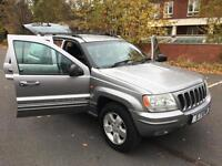 LOW PRICED GAS Jeep Grand Cherokee 4.0 auto Limited. FULL SERVICE HISTORY.