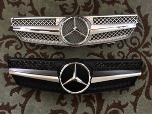 Mercedes Benz front grilles London Ontario image 1