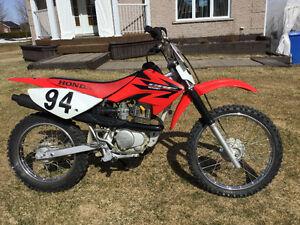 Motocross Honda CRF 100