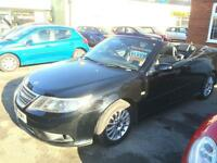 Saab 9 3 1.9TID LINEAR SE Service History, Supremely Comfy