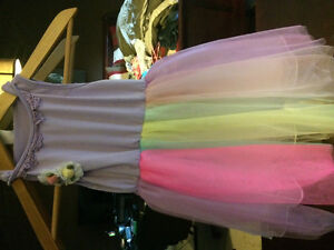 Girls tulle dress size 3