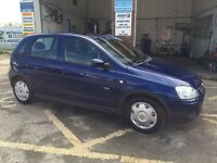 Vauxhall corsa, 2006/56, 1.0 petrol, 5 door, clean car, £1395