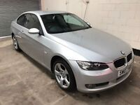 2007 Bmw 320i SE Coupe Start Stop *1 Former keeper* Cruise Control, Air Con, 3 Month Warranty