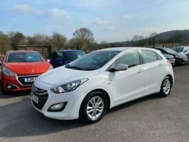 image for  2013 63 Hyundai i30 1.6CRDi ( 110ps ) Blue Drive ( ISG ) 2012MY Active