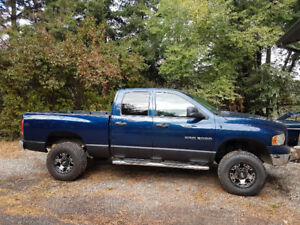 2003 Ram 2500 reduced must sell