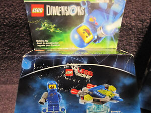LEGO Dimensions Starter Packs and Fun Packs - on Choice Kitchener / Waterloo Kitchener Area image 5