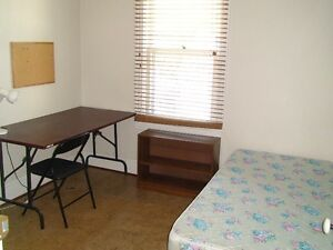 THREE ROOMS AVAILABLE MAY 1 IN ALL FEMALE GRAD STUDENT HOUSE