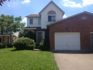 2 Bedrooms available In a student House in Thorold.