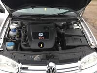 Volkswagen Golf TDi 1.9 TDI GT PD 6 SPEED 150BHP