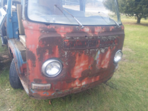 Vw van for parts only