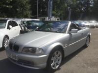 2001 BMW 3 Series 330 Ci 2dr 2 door Convertible