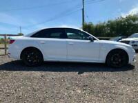 2017 Audi A4 2.0 TFSI QUATTRO S LINE S-TRONIC 4d 248 BHP Semi Auto Saloon Petrol