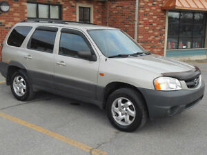 2004 Mazda Tribute, 140,000km, Full Load, A/C Froid