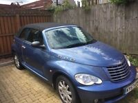 Chrysler, pt cruiser convertible