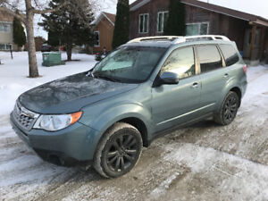 2013 Subaru Forester 2.5X Touring Package Wagon