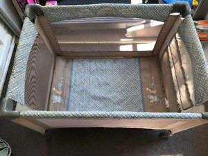 Portable Baby Suite with Bassinet