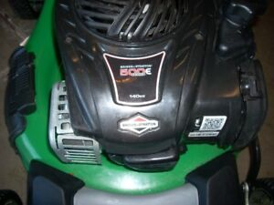 Certified mower used 4 times just like new