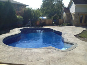 Swimming pool openings, liner instllation and renovations Kitchener / Waterloo Kitchener Area image 9