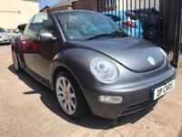 Volkswagen Beetle 1.6 Cabriolet Petrol - P/X To CLEAR - NO MOT (See description)