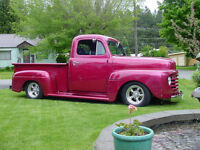 1948 FORD FI PICKUP FULL CUSTOM