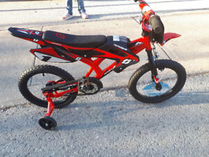 Brand New 16 Inch Kids Bike.  Also have Mountain, BMX, Fat Tyre,