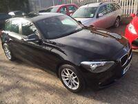 Bmw 116d se 2012 new shape £30 tax