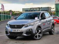 2018 Peugeot 3008 Peugeot 3008 1.5 BlueHDi 130 Active Nav 5dr SUV Diesel Manual