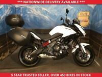 KAWASAKI VERSYS 650 KLE VERSYS650 FFF ABS MODEL FULL LUGGAGE 2015 1