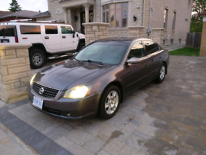 2006 NISSAN ALTIMA 2.5 S LOW KM