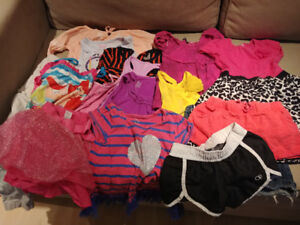 Girls spring and summer lot 4T