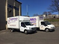 CR Removals & Storage: Single items - full house from £45 ph