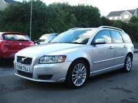 2008 Volvo V50 2.0D SE Lux Sportswagon **Full Leather / NEW MOT**