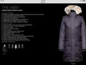 NOBIS THE ABBY PARKA for sale. NEW, ALL TAGS ATTACHED