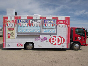 CONCESSION TRAILERS /  FOOD TRUCKS