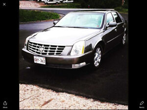 2008 Cadillac DTS Northstar For Sale